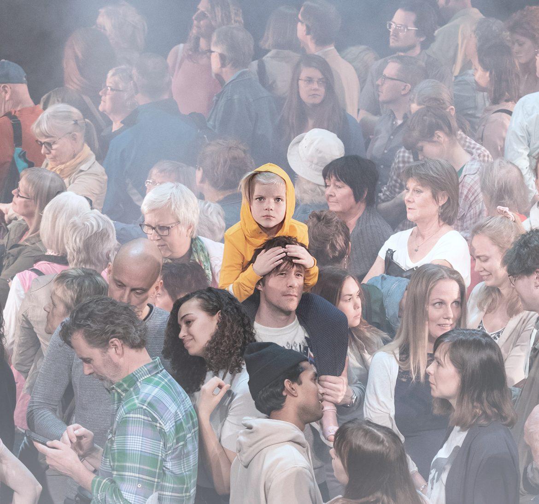 100 sånger på Örebro länsteater