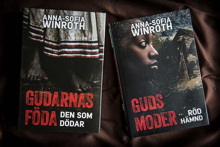 Böcker författade av Anna-Sofia Winroth