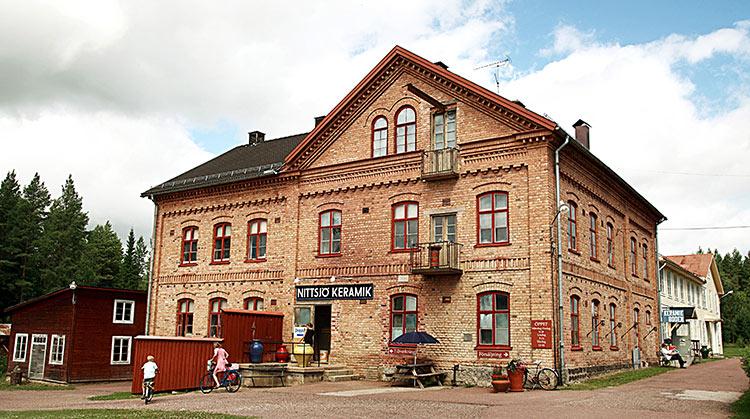 Nittsjö keramikfabrik