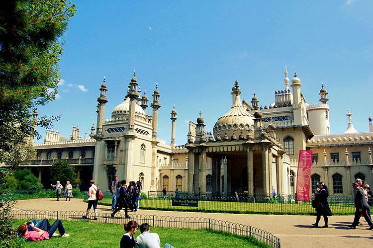 Södra England, Brighton