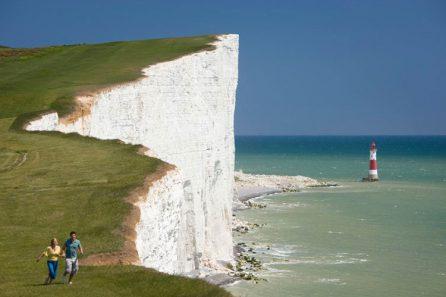 Södra England, Dover klippa