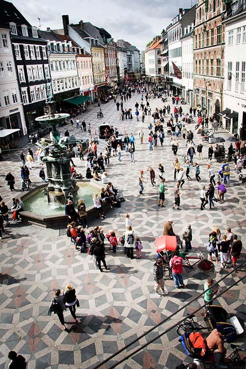 Köpenhamn, Strøget