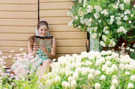 Skoga Edlund läser Maria Lang