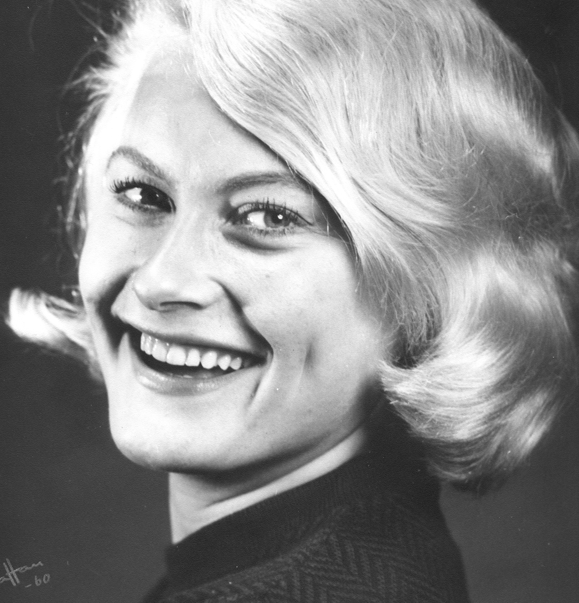 Monica Zetterlund 1960