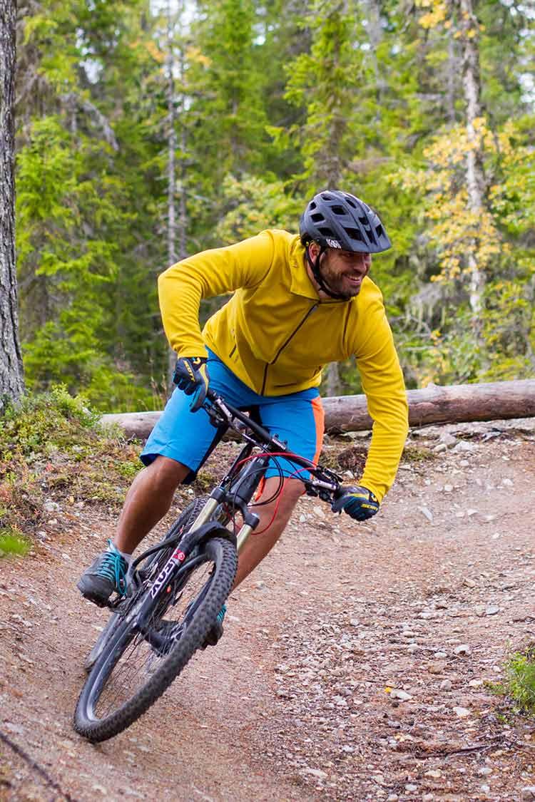 Idre Fjäll cykelleder, Fredrik Jelk