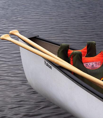 kanot med åror