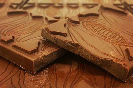 Rawchokladfabriken, choklad