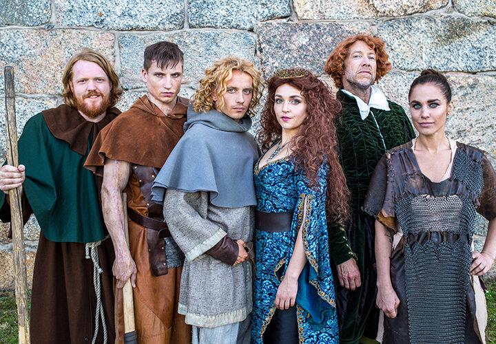 Upplev Robin Hood  – the musical