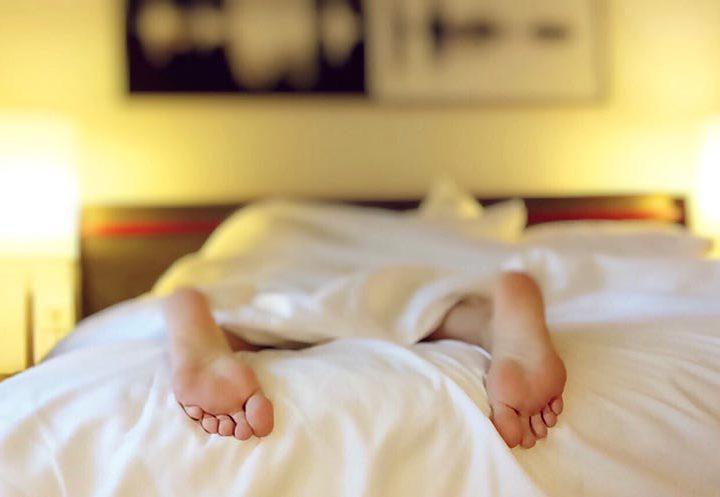 God sömn är nyckeln till ett bra liv