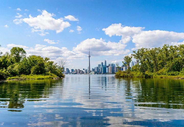 Turen går till Toronto