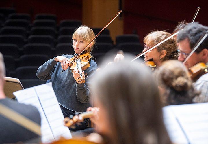 Västerås Sinfonietta unplugged