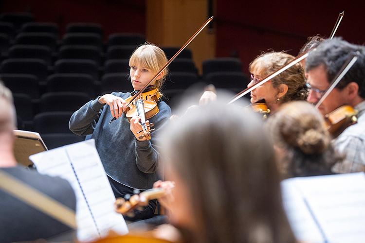 Västerås Sinfonietta - Ylva Larsdotter