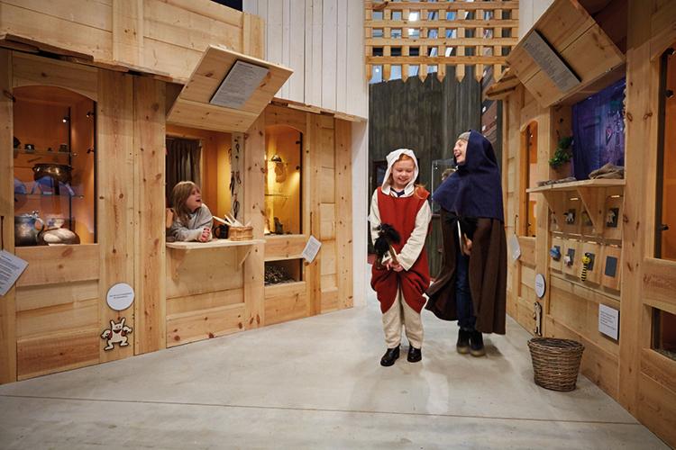 Hit&Dit besöker utställning på Västmanlands läns museum